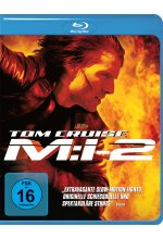 M:I-2 - Mission: Impossible 2 Blu-ray-Cover