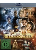 Der Nussknacker Blu-ray 3D-Cover