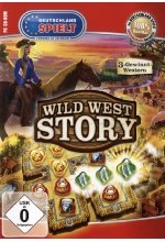 Wild West Story Cover