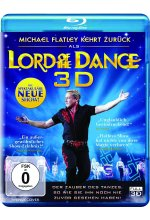 Lord of the Dance Blu-ray 3D-Cover