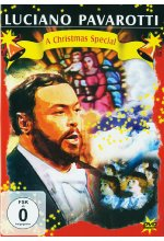 Luciano Pavarotti - A Christmas Special DVD-Cover
