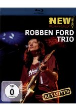 Robben Ford - The Paris Concert/Revisited Blu-ray-Cover