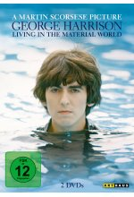 George Harrison - Living in the Material World DVD-Cover