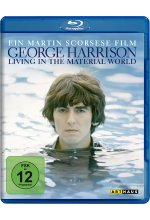 George Harrison - Living in the Material World Blu-ray-Cover