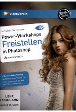 Power-Workshops: Freistellen in Photoshop - Videotraining Cover