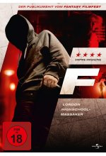 F - London Highschool-Massaker DVD-Cover