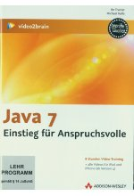 Java 7 - Videotraining Cover