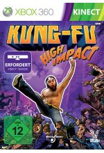 Kung-Fu High Impact (Kinect) Cover