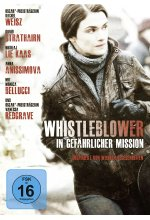 Whistleblower - In gefährlicher Mission DVD-Cover