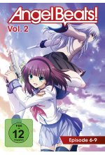 Angel Beats! Vol. 2/Episode 06-09 DVD-Cover