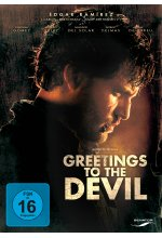 Greetings to the Devil DVD-Cover