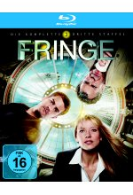 Fringe - Staffel 3  [4 BRs] Blu-ray-Cover