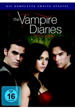 The Vampire Diaries - Staffel 2  [6 DVDs] DVD-Cover