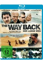 The Way Back - Der lange Weg Blu-ray-Cover