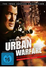 Urban Warfare - Russisch Roulette - Ungeschnittene Fassung / The True Justice Collection DVD-Cover