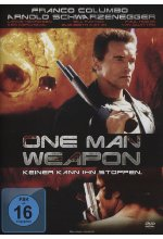 One Man Weapon - Keiner kann ihn stoppen DVD-Cover