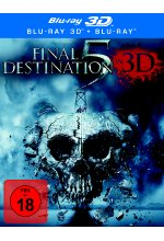 Final Destination 5  (+ Blu-ray) Blu-ray 3D-Cover