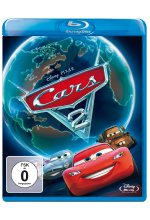 Cars 2 Blu-ray-Cover