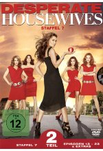Desperate Housewives - Staffel 7.2  [3 DVDs] DVD-Cover