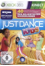 Just Dance Kids (Kinect) Cover
