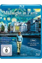 Midnight in Paris Blu-ray-Cover