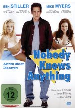 Nobody Knows Anything! DVD-Cover
