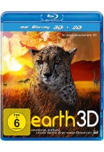Earth 3D Blu-ray 3D-Cover
