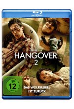 Hangover 2 Blu-ray-Cover