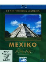 Mexiko - Discovery Atlas Blu-ray-Cover