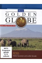 Kenia - Golden Globe Blu-ray-Cover