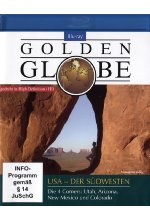 USA - Der Südwesten - Golden Globe Blu-ray-Cover