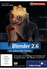 Blender 2.6 (PC+MAC+Linux) Cover