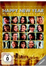Happy New Year DVD-Cover