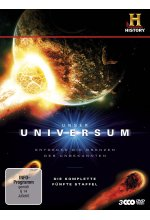 Unser Universum - Staffel 5  [3 DVDs] DVD-Cover