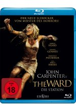 John Carpenter's The Ward Blu-ray-Cover