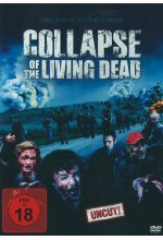 Collapse of the Living Dead - Uncut DVD-Cover