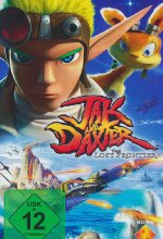 Jak and Daxter - The lost Frontier  [Essentials] Cover
