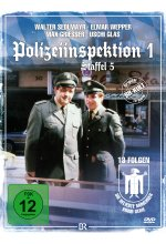 Polizeiinspektion 1 - Staffel 5  [3 DVDs] DVD-Cover