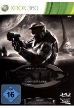 Halo: Combat Evolved Anniversary Cover
