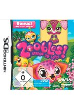 Zoobles - Spring to Life! (Bundle) Cover
