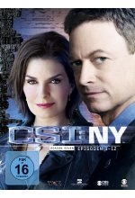 CSI: NY - Season 7/Box-Set 1  [3 DVDs] DVD-Cover