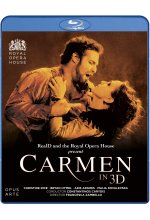 Georges Bizet - Carmen in 3D Blu-ray 3D-Cover