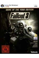 Fallout 3 - Game of the Year Edition [SWP] Cover
