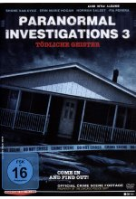 Paranormal Investigations 3 DVD-Cover
