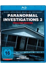 Paranormal Investigations 3 Blu-ray-Cover