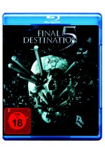 Final Destination 5 Blu-ray-Cover