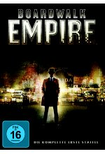 Boardwalk Empire - Staffel 1  [LE] [5 DVDs] (+ Bonus-DVD) (+ Fotobuch) DVD-Cover