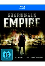 Boardwalk Empire - Staffel 1  [LE] [5 BRs] (+ Bonus-DVD) (+ Fotobuch) Blu-ray-Cover