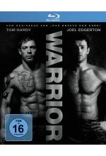 Warrior Blu-ray-Cover