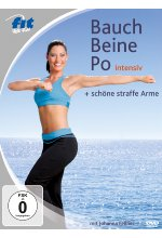 Fit for Fun - Bauch Beine Po Intensiv + schöne straffe Arme DVD-Cover